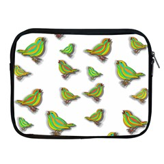 Birds Apple iPad 2/3/4 Zipper Cases