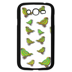 Birds Samsung Galaxy Grand DUOS I9082 Case (Black)