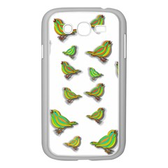 Birds Samsung Galaxy Grand DUOS I9082 Case (White)