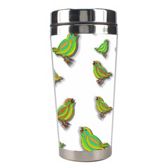Birds Stainless Steel Travel Tumblers