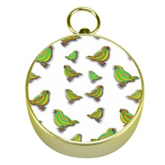 Birds Gold Compasses