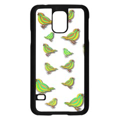 Birds Samsung Galaxy S5 Case (Black)