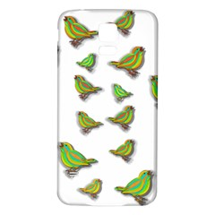 Birds Samsung Galaxy S5 Back Case (White)