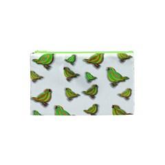Birds Cosmetic Bag (XS)