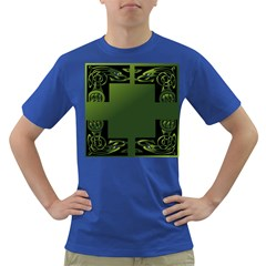 Celtic Corners Dark T Shirt