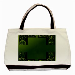 Celtic Corners Basic Tote Bag (two Sides)