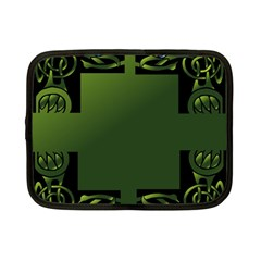 Celtic Corners Netbook Case (Small)