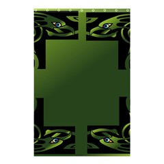 Celtic Corners Shower Curtain 48  X 72  (small)