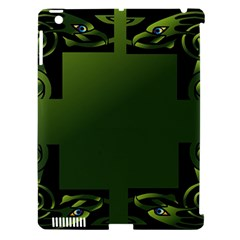 Celtic Corners Apple iPad 3/4 Hardshell Case (Compatible with Smart Cover)