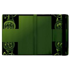 Celtic Corners Apple iPad 2 Flip Case
