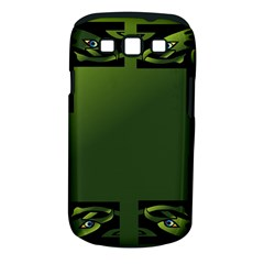 Celtic Corners Samsung Galaxy S III Classic Hardshell Case (PC+Silicone)