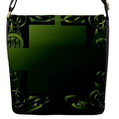 Celtic Corners Flap Messenger Bag (S)
