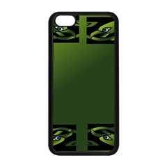 Celtic Corners Apple iPhone 5C Seamless Case (Black)