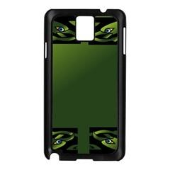 Celtic Corners Samsung Galaxy Note 3 N9005 Case (Black)