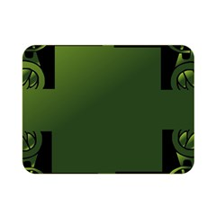 Celtic Corners Double Sided Flano Blanket (mini)
