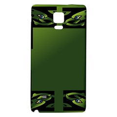 Celtic Corners Galaxy Note 4 Back Case