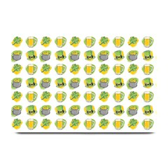 St Patrick s Day Background Symbols Plate Mats