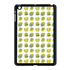 St Patrick S Day Background Symbols Apple iPad Mini Case (Black)