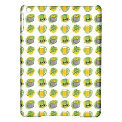 St Patrick S Day Background Symbols iPad Air Hardshell Cases