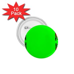 Decorative Corners 1.75  Buttons (10 pack)