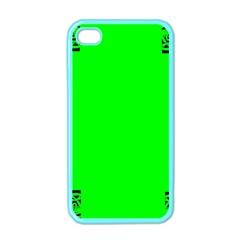 Decorative Corners Apple iPhone 4 Case (Color)