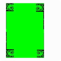 Decorative Corners Small Garden Flag (Two Sides)