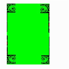 Decorative Corners Large Garden Flag (Two Sides)