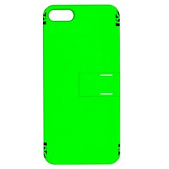 Decorative Corners Apple iPhone 5 Hardshell Case with Stand