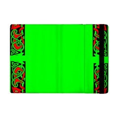 Decorative Corners Ipad Mini 2 Flip Cases