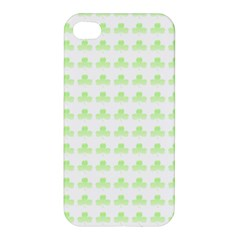 Shamrock Irish St Patrick S Day Apple iPhone 4/4S Hardshell Case