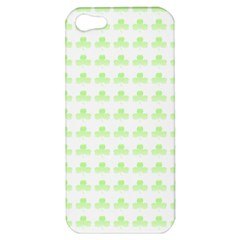 Shamrock Irish St Patrick S Day Apple Iphone 5 Hardshell Case