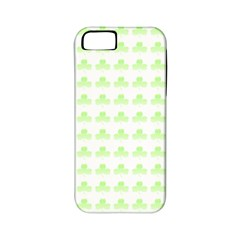 Shamrock Irish St Patrick S Day Apple iPhone 5 Classic Hardshell Case (PC+Silicone)
