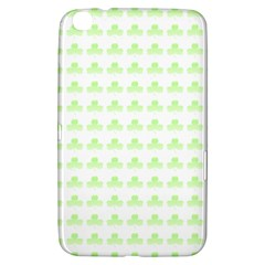 Shamrock Irish St Patrick S Day Samsung Galaxy Tab 3 (8 ) T3100 Hardshell Case