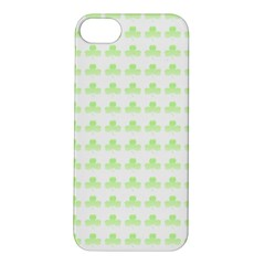 Shamrock Irish St Patrick S Day Apple iPhone 5S/ SE Hardshell Case