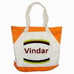 Vindar Accent Tote Bag
