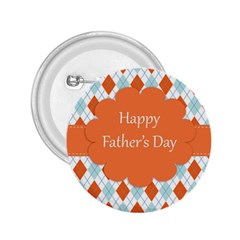 happy Father Day  2.25  Buttons