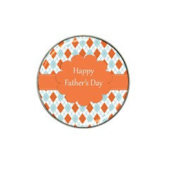 happy Father Day  Hat Clip Ball Marker (10 pack)