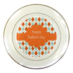 happy Father Day  Porcelain Plates