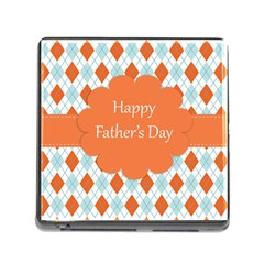 happy Father Day  Memory Card Reader (Square)