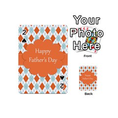 happy Father Day  Playing Cards 54 (Mini)