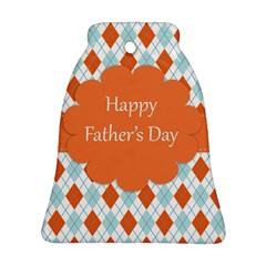 happy Father Day  Ornament (Bell)