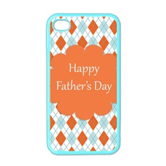 happy Father Day  Apple iPhone 4 Case (Color)