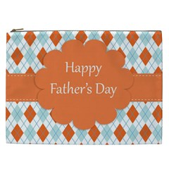 happy Father Day  Cosmetic Bag (XXL)