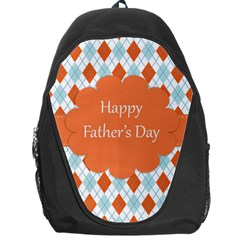 happy Father Day  Backpack Bag