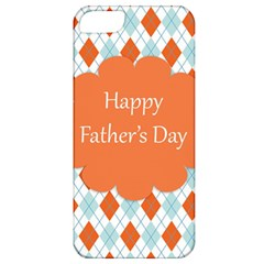 happy Father Day  Apple iPhone 5 Classic Hardshell Case