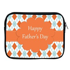 happy Father Day  Apple iPad 2/3/4 Zipper Cases