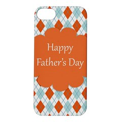 happy Father Day  Apple iPhone 5S/ SE Hardshell Case