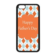 happy Father Day  Apple iPhone 5C Seamless Case (Black)