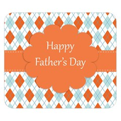 happy Father Day  Double Sided Flano Blanket (Small)