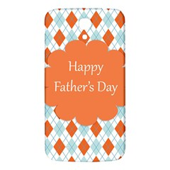 happy Father Day  Samsung Galaxy Mega I9200 Hardshell Back Case